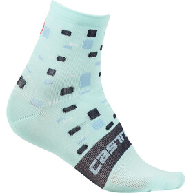 Castelli Climber's Cycling Socks Women blue